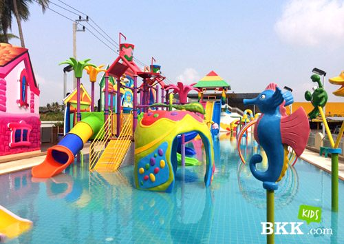 9 Water Parks in Bangkok and Nearby Provinces